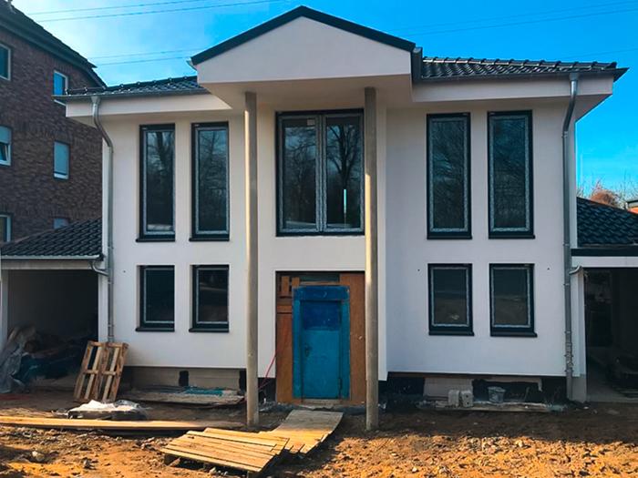 ERBAUT Projekt Neubau - Moers